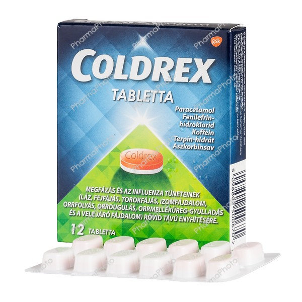 Coldrex tabletta 12x120044 2016 tn